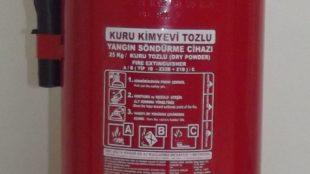 25 KG ABC Yangın Tüpü