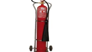 45 Kg Co2 Karbondioksit Yangın Söndürme Tüpü