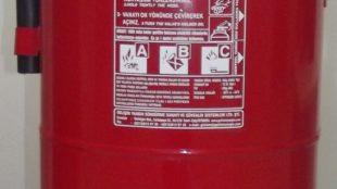 50 KG ABC Yangın Tüpü