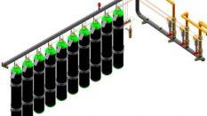 Argon Gazlı Söndürme Sistemleri