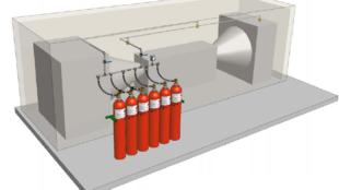 Karbondioksit (CO2) Gazlı Söndürme Sistemleri