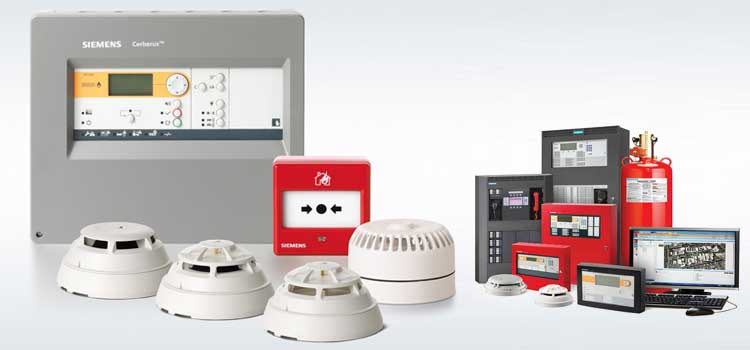 Yangın Algılama & İhbar Sistemleri
